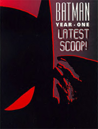 BATMAN: YEAR ONE!